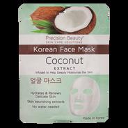 Mascarilla Facial con Aceite de Coco, , hi-res