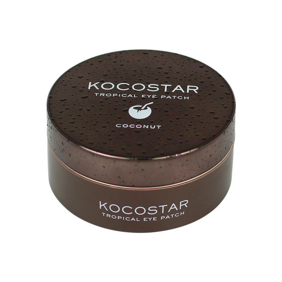 Mascarilla Hidrogel Hidratante para Ojos de Coco, , hi-res