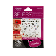 Calcomonia para Uñas Travel Girl, , hi-res