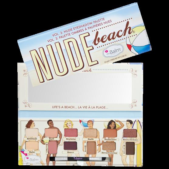 Paleta de Sombras Nude Beach, , hi-res