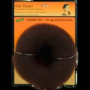 Dona para Peinados Grand Chignon Brown-Castaño, , hi-res