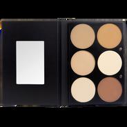Paleta de Base de Maquillaje en Polvo Contouring & Highlight, , hi-res