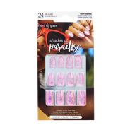 Uñas Postizas Pink Glass, , hi-res