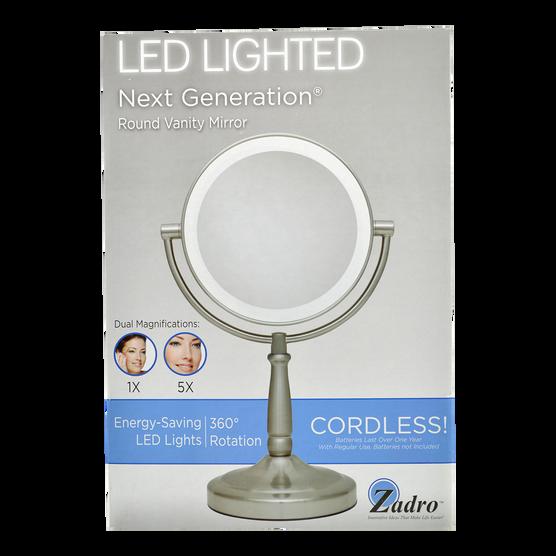 Espejo con Iluminación LED 1x-5x, , hi-res