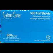 Hojas de Papel Aluminio Salon Care, , hi-res
