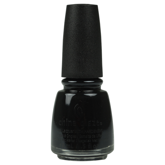 Esmalte de Uñas Black Liquid Leather, , hi-res