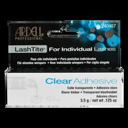 Adhesivo para Pestañas Postizas Individuales Transparente, , hi-res