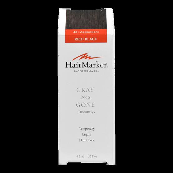 Retocador de Raíz Hair Marker Rich Black, , hi-res