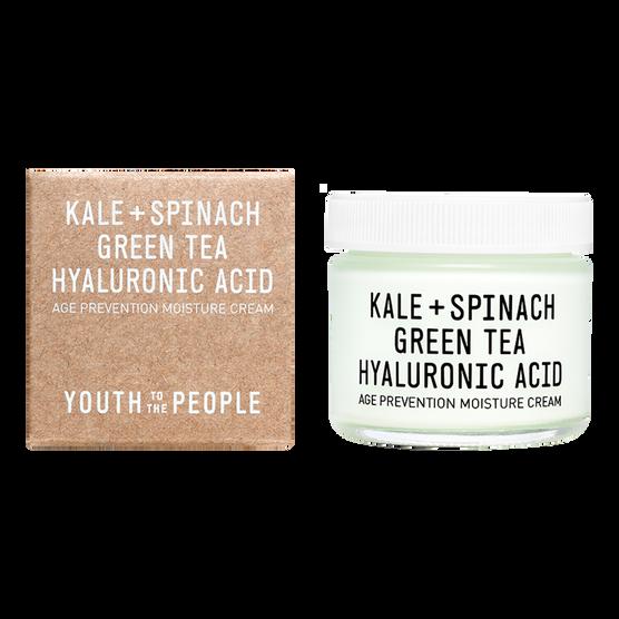 Crema Facial con Col, Té Verde y Espinaca, , hi-res