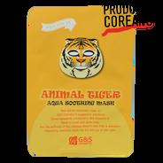 Mascarilla Facial Suavizante Animal Tiger, , hi-res