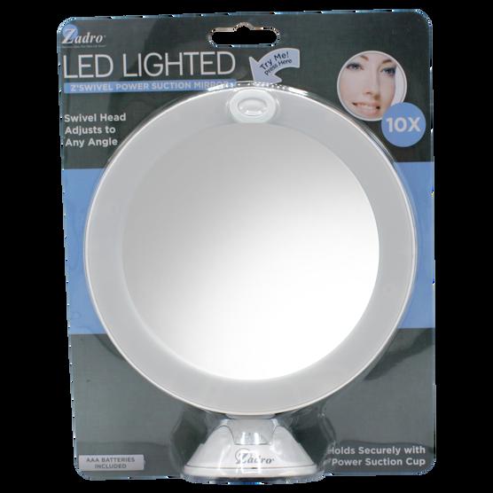 Espejo con Iluminación Adherible 10X, , hi-res