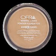 Base de Maquillaje Mineral en Polvo  Amber Sand, , hi-res