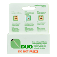 Pegamento para Pestañas Duo Brush-On Transparente, , hi-res