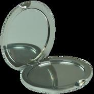 Espejo Compacto Metálico 1x/3x, , hi-res