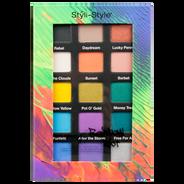 Paleta de 15 Sombras Rainbow Riot, , hi-res
