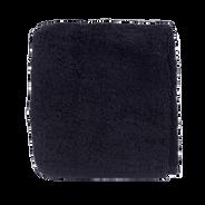 Toalla para Cabello Negra 70x40, , hi-res