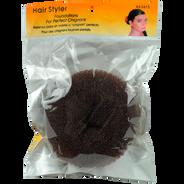 Dona para Peinados Chignon Brown-Café, , hi-res