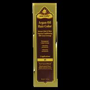 Tinte Permanente en Crema con Aceite Argán 6N Rubio Oscuro N, , hi-res