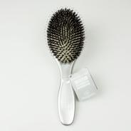 Cepillo Acolchado Anti-Frizz con Cerdas Naturales, , hi-res