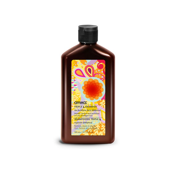 Shampoo para Cabello Maltratado Triple Rx, , hi-res