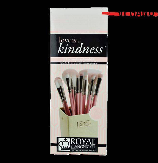 Set de Brochas Love Is... Kindness, , hi-res