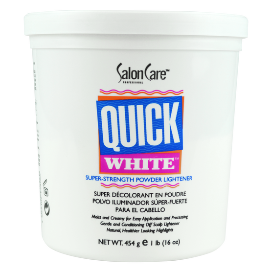 Polvo Decolorante Súper Fuerte Quick White, , hi-res