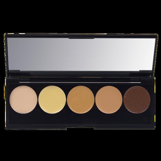Paleta de Maquillaje Contorno/ Realzador en Crema, , hi-res