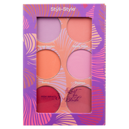 Paleta de 6 Rubores Lust for Blush, , hi-res