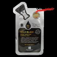 Mascarilla Facial Hidratante Gold Black, , hi-res