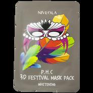 Mascarilla Facial Aclarante 3D Festival Mask, , hi-res