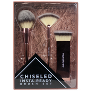 Set de brochas Chiseled Insta-Ready Set, , hi-res