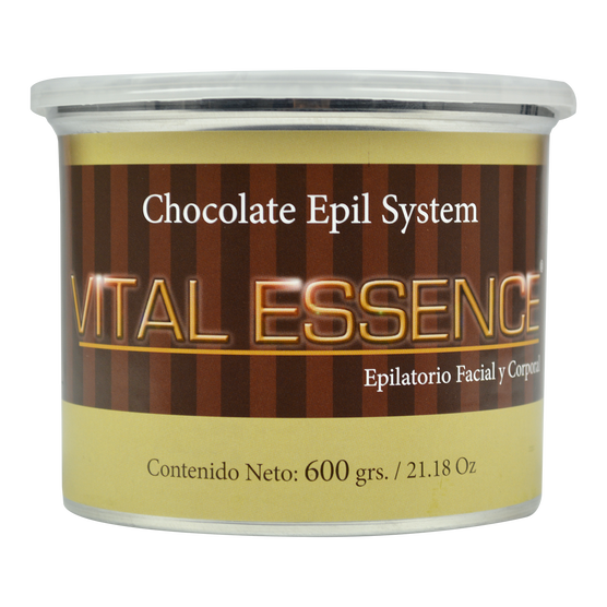 Cera Cremosa Depilatoria Chocolate  Vital Essence, , hi-res