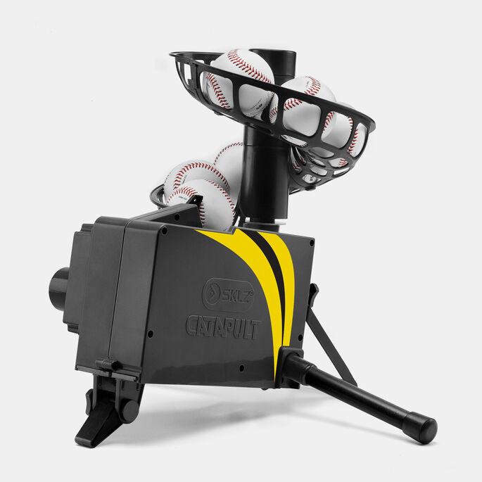 Catapult Soft Toss Machine,
