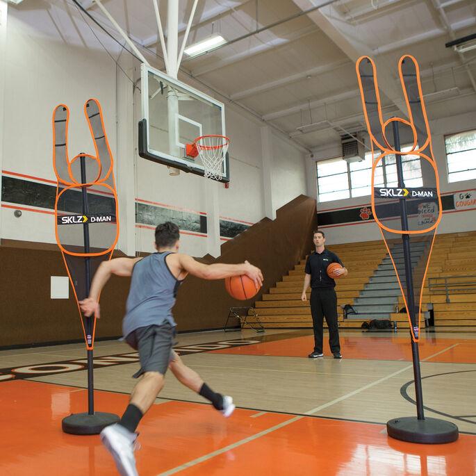 D-Man Basketball,