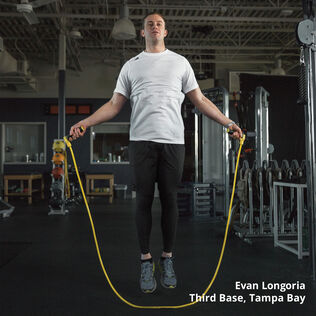 WEIGHTED JUMP ROPE SET,