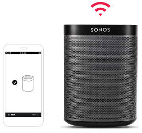 Add PLAY:1 to your home speaker system