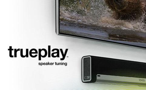 Trueplay speaker tuning