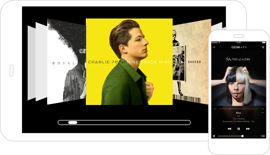 iTunes library with Royal Blood, Charlie Puth, Benjamin Booker, and Sia