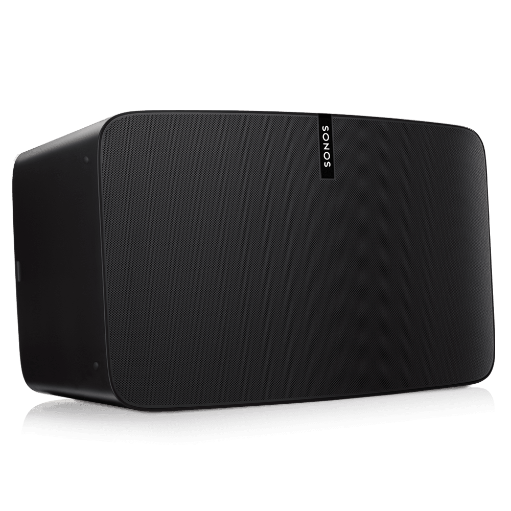 The original, bigger room, bigger sound, all-in-one player. Stream your entire music library, music services, and radio stations. Control wirelessly, easy to set up. 5 Driver HiFi Speaker System for room filling sound. Line-in to connect your favorite music sources.