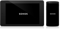 Application Sonos pour Android