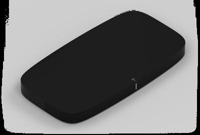 Sonos PLAYBASE vist forfra sort