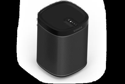PLAY:1 wireless speaker in black