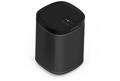 PLAY:1 wireless speaker in black