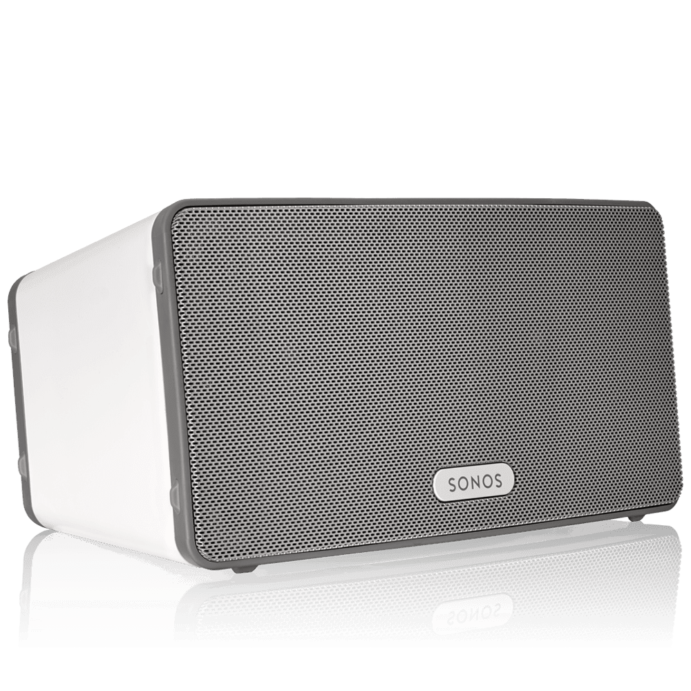 The smaller, sexier, tuck in the corner and blow out the roof, all-in-one player. Stream your entire music library, music services, and radio stations. Control wirelessly, easy to set up. Start with one, expand everywhere. Versatile enough to put anywhere -- horizontal or vertical. 3 driver HiFi speaker system