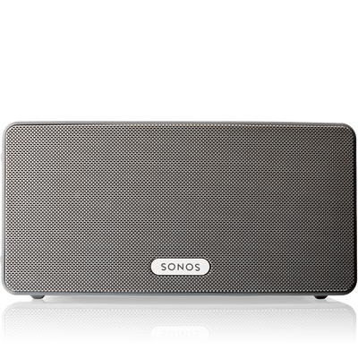 Sonos PLAY:3 white front view