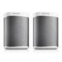 Pair of Sonos PLAY:1s white