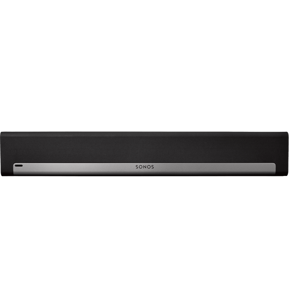 PLAYBAR's nine-speaker design floods any room with HIGH-FIDELITY audio for games and movies, huge waves of live concert sound, and wireless streams of all the music on Earth. And it all comes from one easy-to-use player that brings HiFi sound to your high-definition TV.