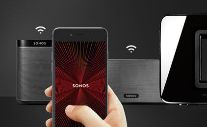 music control app sonos. Black Bedroom Furniture Sets. Home Design Ideas