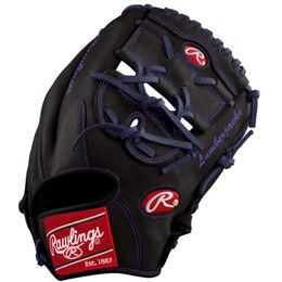 White/Purple Custom Glove