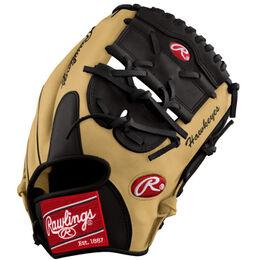 Gold/Black Custom Glove